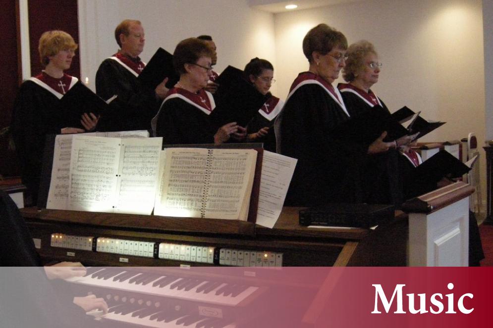 Music at Pilgrim Congregational Church