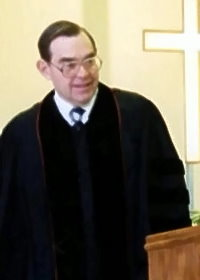 Reverend Dr Kenyon J Wildrick