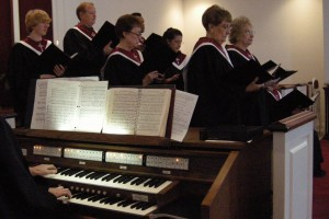 The Pilgrim Congregational Church Choir