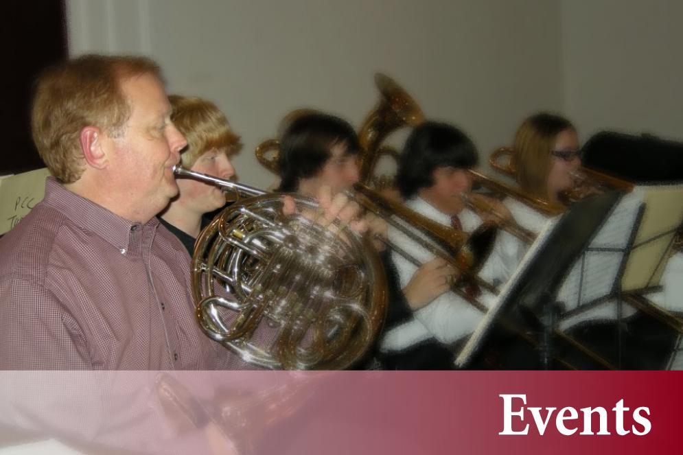 Events at Pilgrim Congregational Church